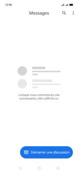 Oppo A15 - Contact, Appels, SMS/MMS - Envoyer un MMS - Étape 5