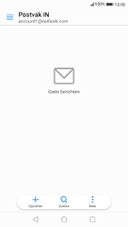 Huawei P10 - Android Oreo - E-mail - Handmatig instellen (outlook) - Stap 10