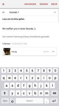 Samsung Galaxy S6 edge+ - E-Mail - E-Mail versenden - 2 / 2