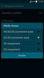 Samsung G850F Galaxy Alpha - Réseau - Activer 4G/LTE - Étape 7
