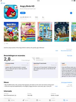Apple iPad Pro 12.9 (1st gen) - iOS 11 - Applicaties - Downloaden - Stap 14