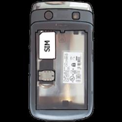 BlackBerry 9700 Bold - SIM-Karte - Einlegen - Schritt 3