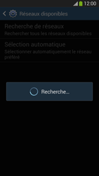 Samsung SM-G3815 Galaxy Express 2 - Réseau - Sélection manuelle du réseau - Étape 7