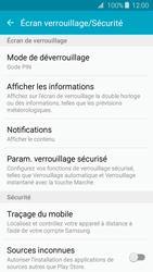 Samsung Galaxy J3 (2016) - Sécuriser votre mobile - Activer le code de verrouillage - Étape 12