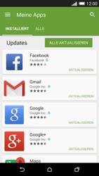 HTC One M8 - Apps - Nach App-Updates suchen - Schritt 6