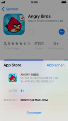 Apple iPhone SE - Apps - Herunterladen - 0 / 0