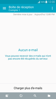 Samsung Galaxy Note 4 - E-mail - 032b. Email wizard - Yahoo - Étape 4