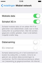 Apple iPhone 4S (iOS 8) - internet - data uitzetten - stap 4