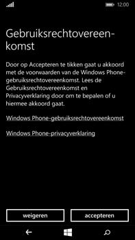 Microsoft Lumia 640 XL - Toestel - Toestel activeren - Stap 8
