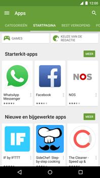 Motorola Nexus 6 - apps - app store gebruiken - stap 5