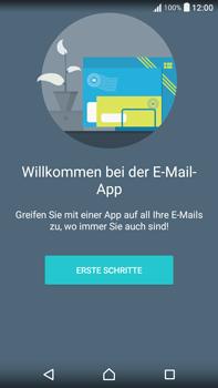 Sony F3211 Xperia XA Ultra - E-Mail - Konto einrichten (yahoo) - Schritt 4