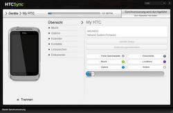 HTC A3333 Wildfire - Software - Sicherungskopie Ihrer Daten erstellen - Schritt 9