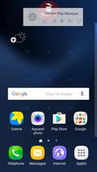 Samsung Galaxy S7 Edge - Applications - Personnaliser l