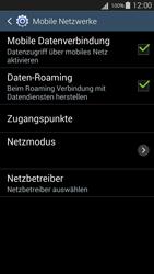 Samsung I9301i Galaxy S III Neo - Ausland - Auslandskosten vermeiden - Schritt 8