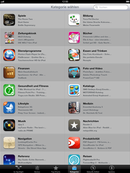 Apple iPad 3 - Apps - Herunterladen - Schritt 5