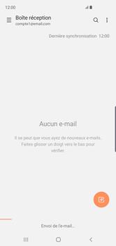 Samsung Galaxy S10 - E-mails - Envoyer un e-mail - Étape 21