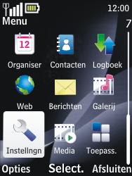 Nokia 2700 classic - netwerk en bereik - gebruik in binnen- en buitenland - stap 3