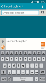Samsung N910F Galaxy Note 4 - MMS - Erstellen und senden - Schritt 7