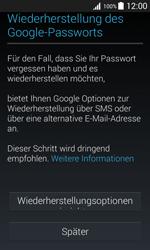 Samsung G388F Galaxy Xcover 3 - Apps - Konto anlegen und einrichten - Schritt 12