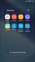 Samsung Galaxy A5 (2017) - Android Nougat - E-mail - configurazione manuale - Fase 4
