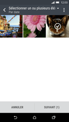 HTC One M9 - E-mail - Envoi d