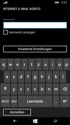 Microsoft Lumia 435 - E-Mail - Konto einrichten - 1 / 1