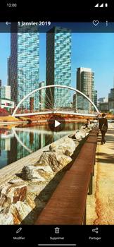 OnePlus 7T Pro - Photos, vidéos, musique - Créer une vidéo - Étape 18
