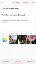 Samsung Galaxy S6 Edge - E-Mail - E-Mail versenden - 0 / 0