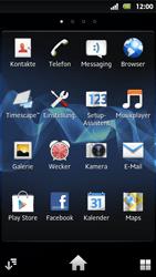 Sony Xperia Sola - Ausland - Im Ausland surfen – Datenroaming - Schritt 5