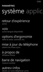 Nokia Lumia 635 - Logiciels - Installation de mises à jour - Étape 4
