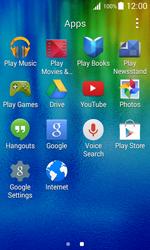 Samsung J100H Galaxy J1 - Internet - Internet browsing - Step 2