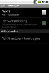 LG GW620 - Wifi - handmatig instellen - Stap 6
