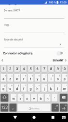 Sony Xperia XZ1 - E-mail - configuration manuelle - Étape 19