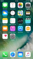 Apple iPhone 6s iOS 10 - Internet - Activar o desactivar la conexión de datos - Paso 1