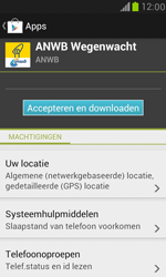 Samsung I8190 Galaxy S III Mini - Applicaties - Downloaden - Stap 20
