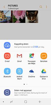 Samsung Galaxy A8 (2018) - contacten, foto