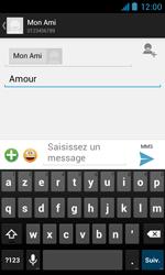 Bouygues Telecom Bs 402 - Contact, Appels, SMS/MMS - Envoyer un MMS - Étape 11