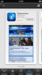 Apple iPhone 5 - Apps - Herunterladen - 6 / 20