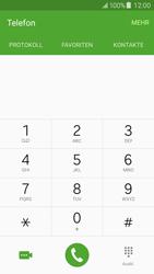 Samsung J500F Galaxy J5 - Anrufe - Rufumleitungen setzen und löschen - Schritt 4