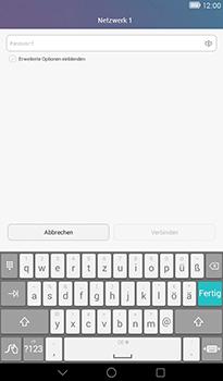 Huawei MediaPad T1 (7.0) - WLAN - Manuelle Konfiguration - Schritt 6
