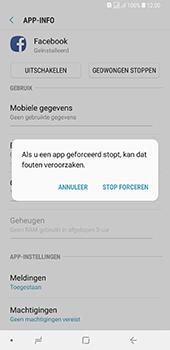 Samsung Galaxy A7 (2018) - apps - apps afsluiten - stap 7