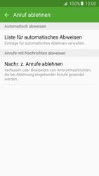 Samsung Galaxy S5 Neo - Anrufe - Anrufe blockieren - 7 / 12