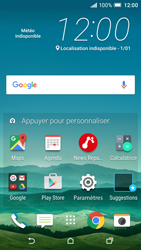 HTC One A9 - Internet - configuration automatique - Étape 1