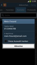 Samsung I9505 Galaxy S4 LTE - MMS - Erstellen und senden - Schritt 9