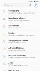 Samsung A320F Galaxy A3 (2017) - Android Oreo - Internet - Manual configuration - Step 4
