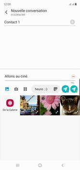 Samsung Galaxy Note10 - MMS - envoi d'images - Étape 15