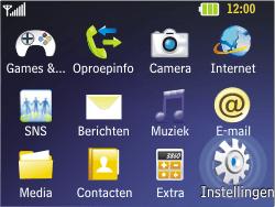 LG C320 InTouch Lady - netwerk en bereik - gebruik in binnen- en buitenland - stap 3