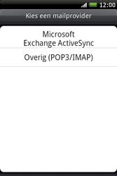 HTC A6262 Hero - E-mail - handmatig instellen - Stap 4