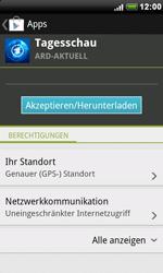 HTC A8181 Desire - Apps - Herunterladen - Schritt 8