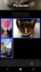 Microsoft Lumia 550 - Photos, vidéos, musique - Envoyer une photo via Bluetooth - Étape 8